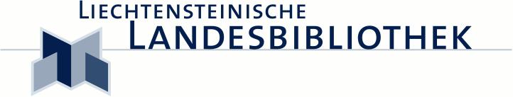 Liechtensteinische Landesbibliothek Retina Logo