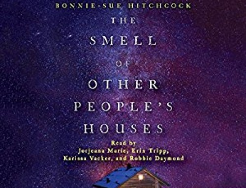 The smell of other people's houses / Bonnie-Sue Hitchcock