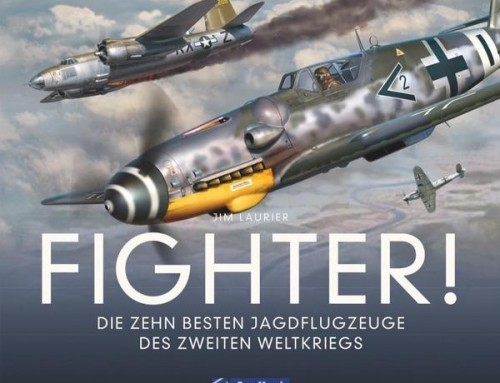 Fighter! / Jim Laurier