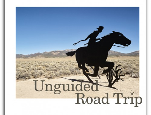 Unguided Road Trip / Roland Iselin