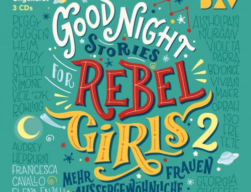 Hörbuch:  Good night stories for rebel girls