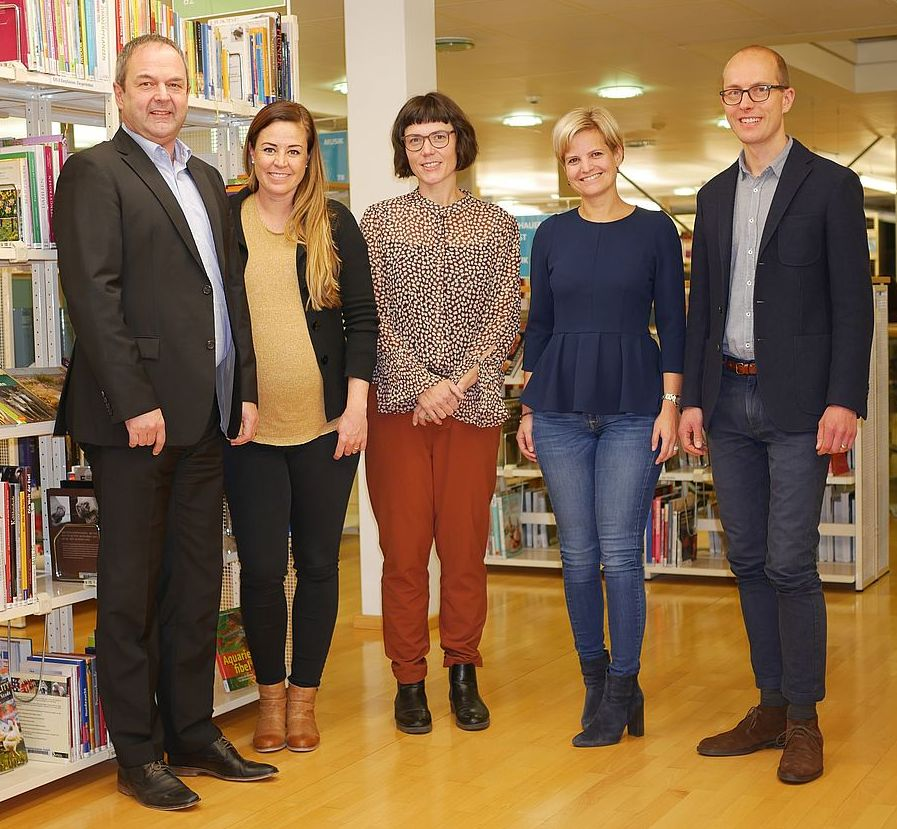 Stiftungsrat der Liecht. Landesbibliothek