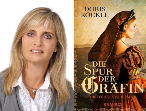 Buchpräsentation und Lesung mit Doris Röckle