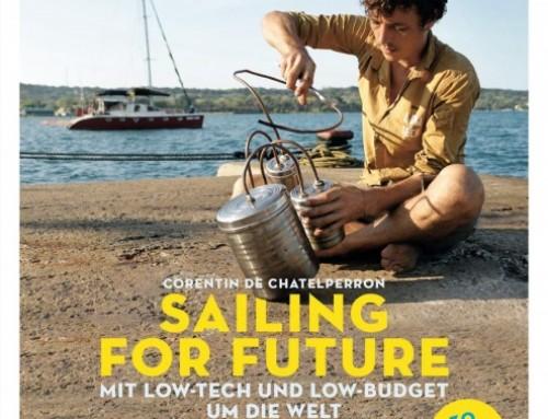 Sailing for Future / Corentin de Chatelperron, Nina Fasciaux